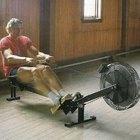 Como criar um programa de treino para máquina de remo