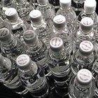¿En qué consiste el proceso de embotellado del agua?