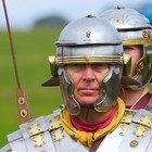 A história dos capacetes romanos