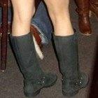 Cómo impermeabilizar botas de cuero