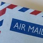 Como rastrear uma encomenda da Airmail