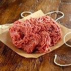 Cómo cocinar carne picada