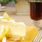 Cómo conservar el merengue de limón