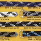 Cómo hacer cinturones trenzados de nailon
