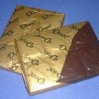 Proceso de fabricación de barras de chocolate