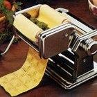 Cómo utilizar una máquina para hacer ravioles