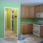 ¿Cuánto tiempo necesita la pintura de interior para secarse?
