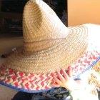 Cómo devolverle la forma a un sombrero de paja