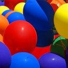 Por quanto tempo balões permanecem inflados?