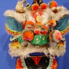 A história da máscara chinesa