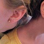 ¿Qué necesitas para perforar tus propias orejas?