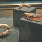 A história da dentadura