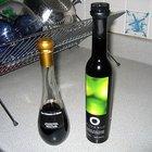 Los peligros del vinagre puro