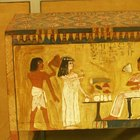 Vestimenta usada en el Antiguo Egipto