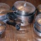 Las ollas de aluminio frente a las ollas de hierro fundido