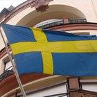 ¿Qué representa la bandera de Suecia?