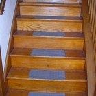 Cómo restaurar una escalera de madera