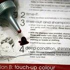Ingredientes del tinte de cabello Loreal
