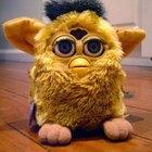 Manual de instruções Furby