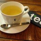 Chá de ervas úteis para hipotireoidismo