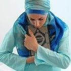 Cómo envolver un burka