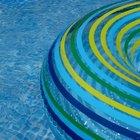 Cómo usar pastillas de cloro con mi piscina Intex