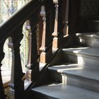 Cómo instalar losetas en escaleras
