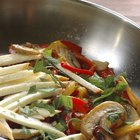Cómo curar sartenes de acero inoxidable Cuisinart