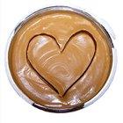 Meriendas de mantequilla de maní saludables