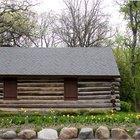 Cómo elegir colores de tintura para una cabaña de madera