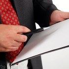 Cómo redactar una carta de poder para un abogado