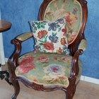 Cómo tapizar una silla Luis XV