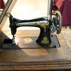 Cómo determinar el valor de una máquina de coser vieja