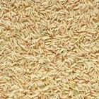 Cómo cocinar arroz basmati integral