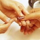 Cómo hacer plantillas para las uñas