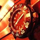 Cómo configurar la hora de un Timex Expedition