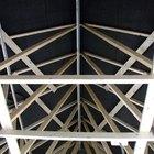 Cómo diseñar cerchas de madera