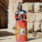 Cómo hacer un disfraz de legionario romano