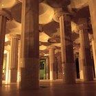Cómo pintar columnas con acabado de imitación de mármol