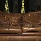 Hazlo tú misma: cómo volver a teñir un sofá de cuero
