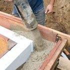 Cómo determinar yardas de concreto