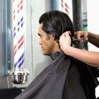¿Cómo reparo una silla de peluquería?