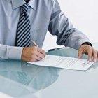 Cómo escribir una carta de consentimiento
