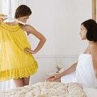 Cómo transformar ropa vieja en ropa de moda