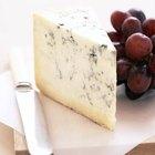 Cómo derretir queso azul
