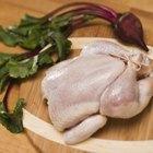 Cómo lavar el pollo con vinagre