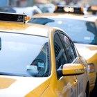 Cómo obtener un permiso de taxi