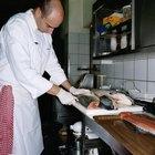 Cómo limpiar y filetear un pescado