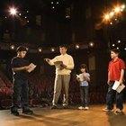 Cómo formar un grupo de teatro
