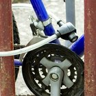 How to Calculate a Bicycle Gear Ratio